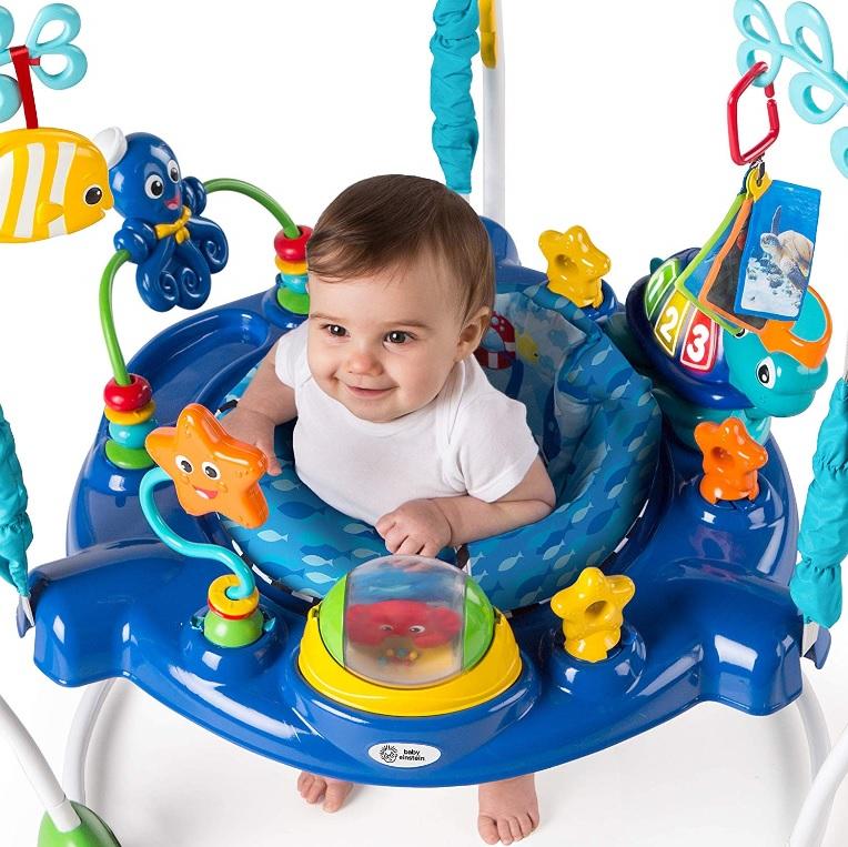 Baby Einstein Neptune Ocean Discovery best baby Jumper