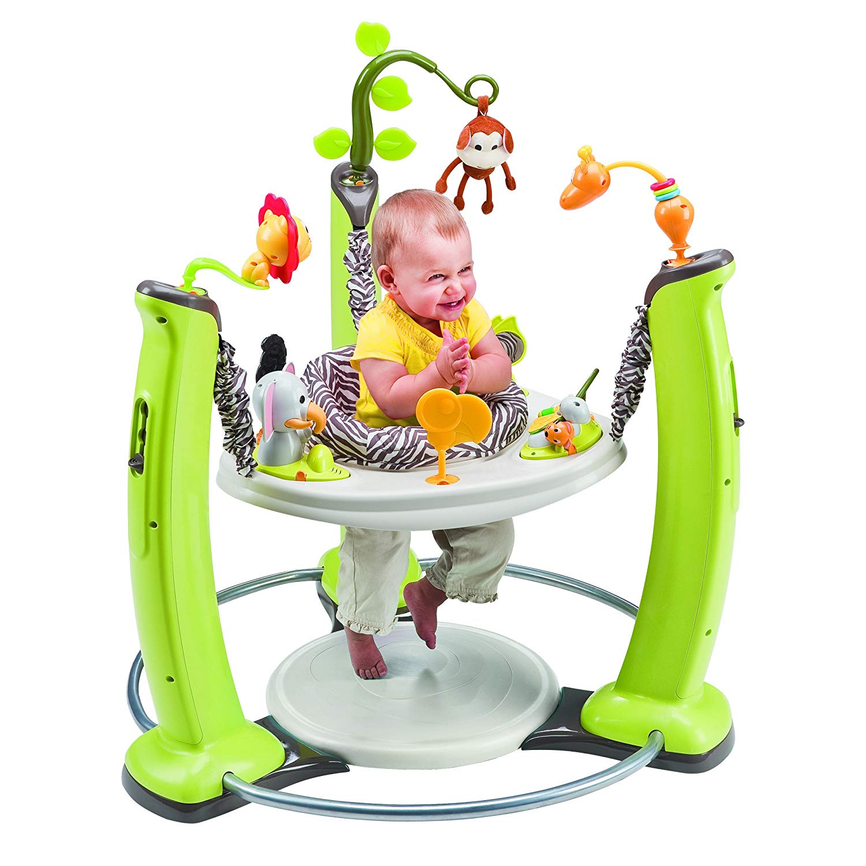 Evenflo ExerSaucer best baby jumper