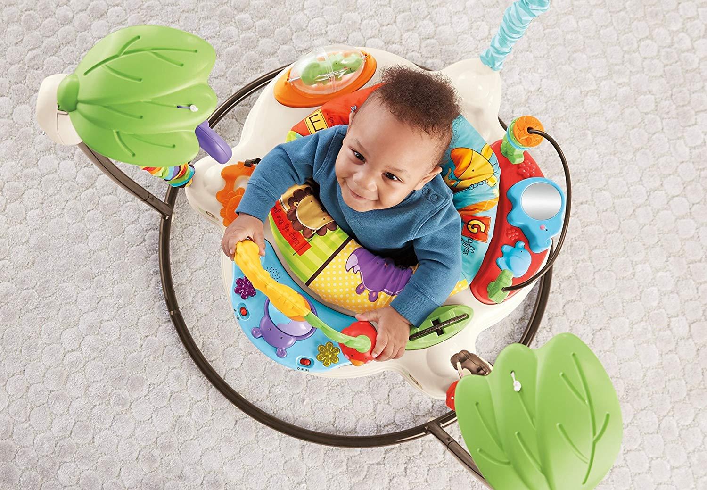 Fisher Price Jumperoo Luv U Zoo best baby jumper