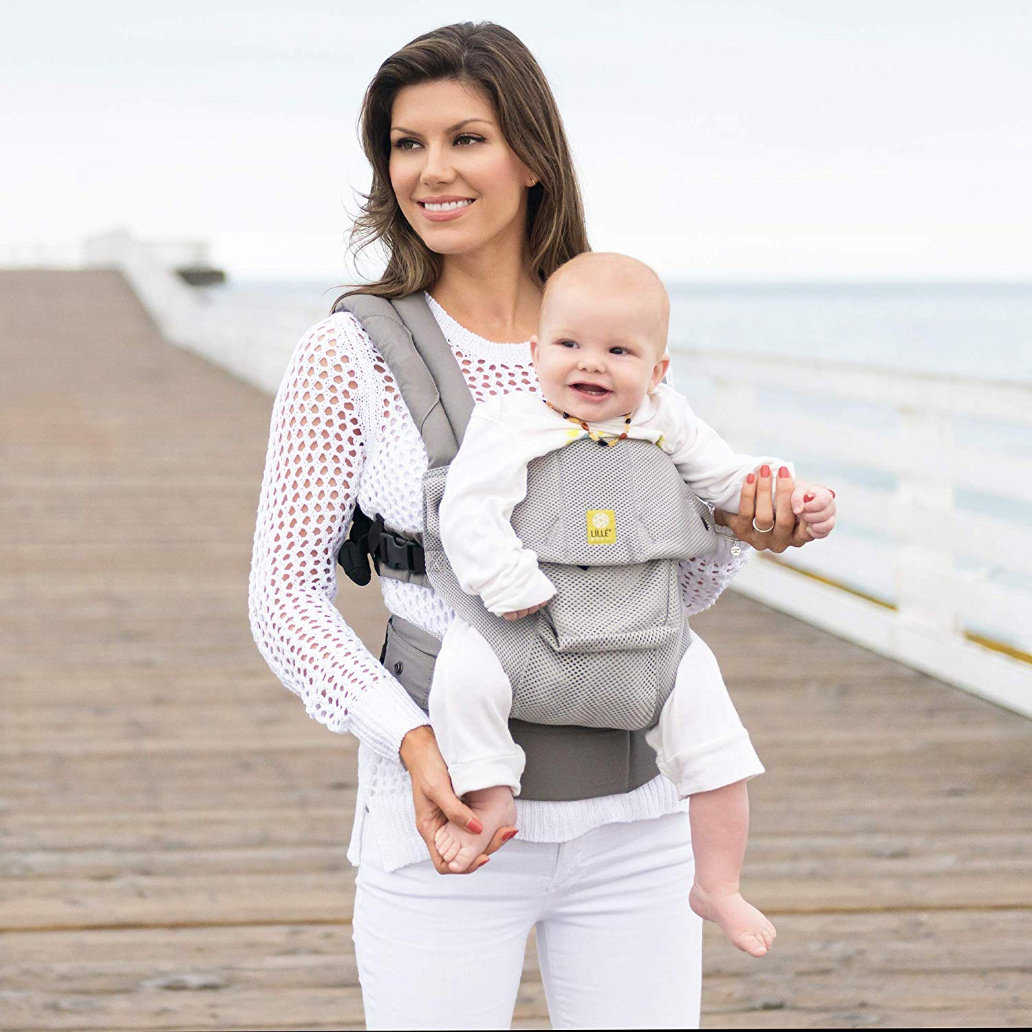 Lillebaby Airflow 360 Ergonomic Best Baby Child Carrier