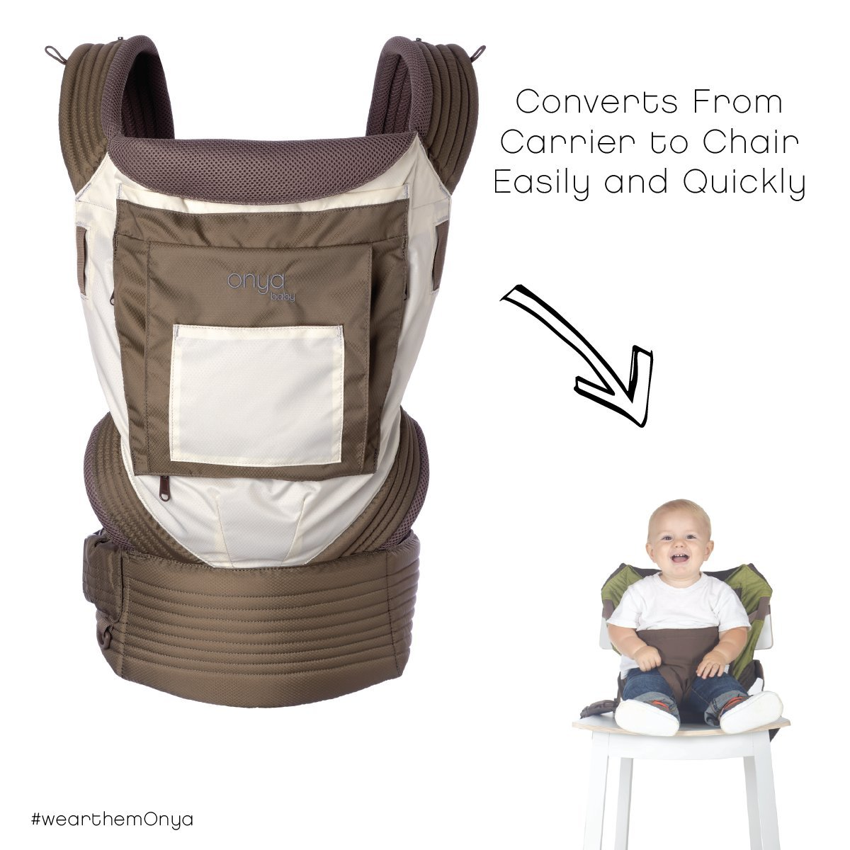 Onya Baby Outback Best Baby Carrier