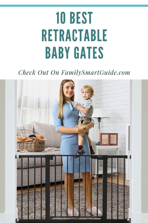 10 Best Retractable Baby Gates Pinterest