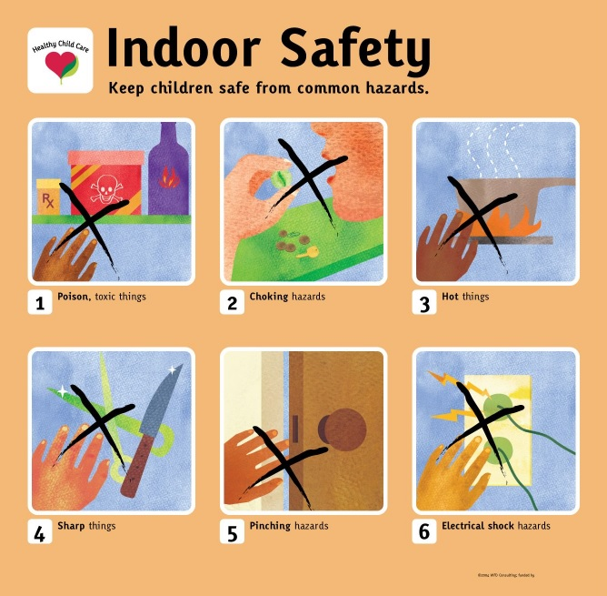 Indoor Safety for Babies