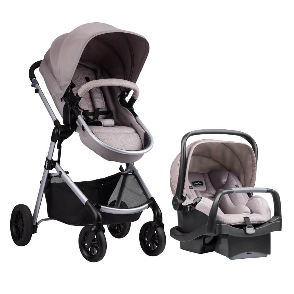 Evenflo Travel System Lightweight best Baby Stroller