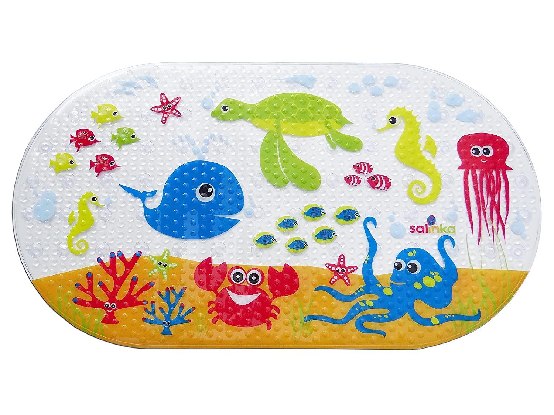 Salinka Ocean Anti Slip best Baby Bath Mat