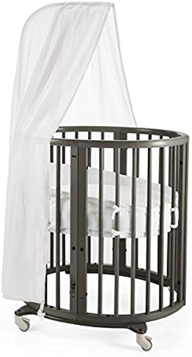 Stokke Sleepi Adjustable Oval Mini round Baby Crib