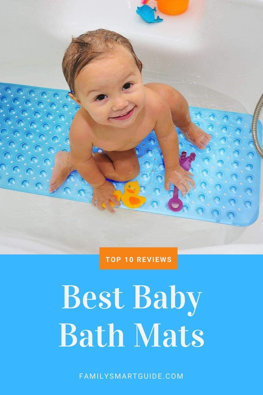 Top 10 Best Baby Bath Mats Pinterest