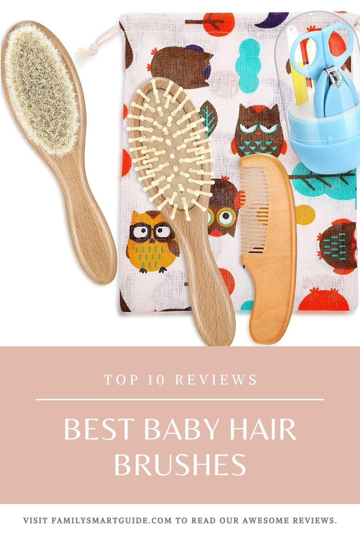 Top 10 Best Baby Hair Brushes Pinterest