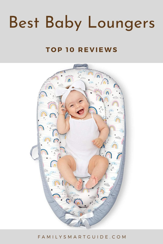 Top 10 Best Baby Loungers Pinterest