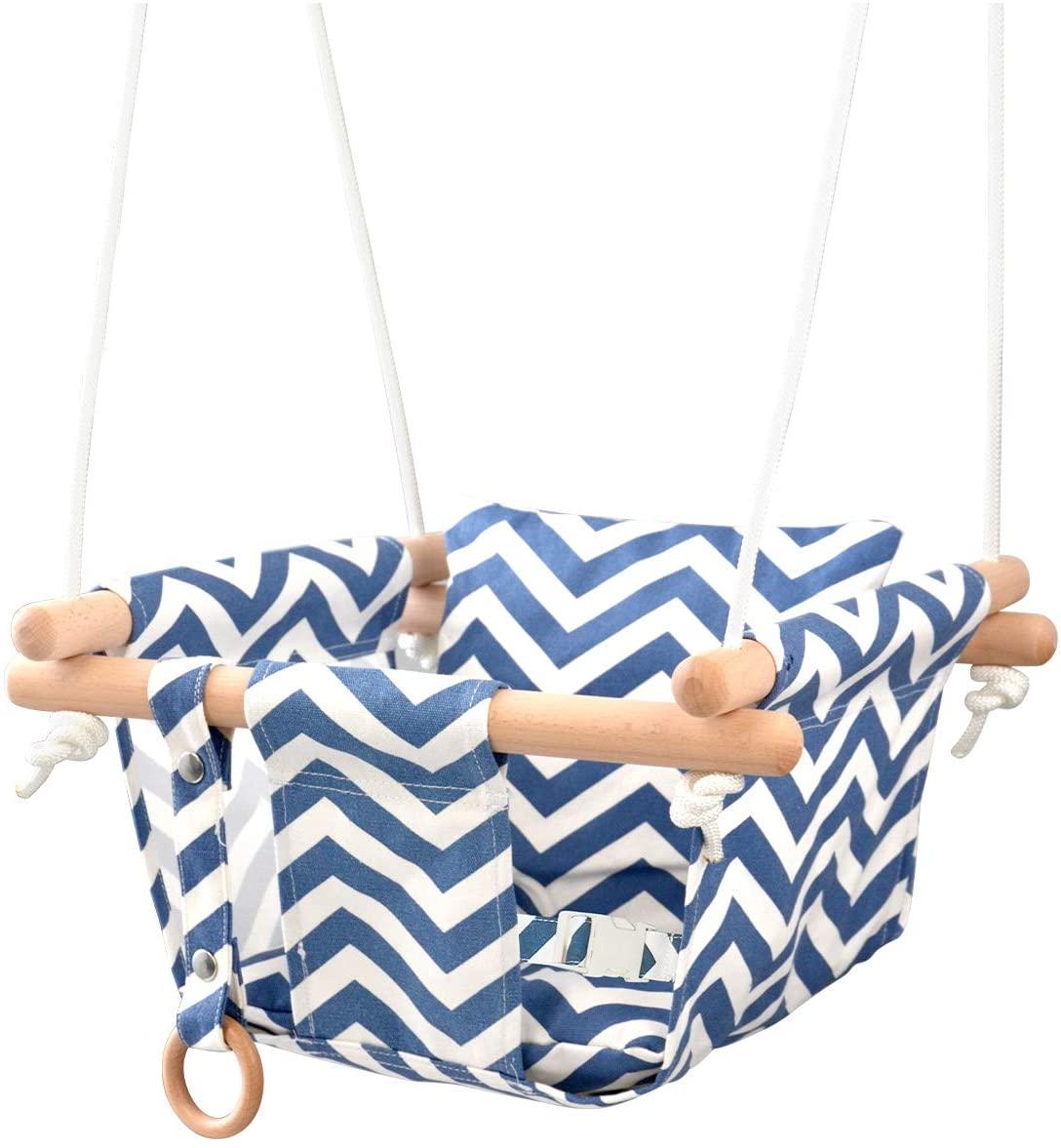 HAPPY PIE PLAY&ADVENTURE Best Swing Seat Indoor Outdoor