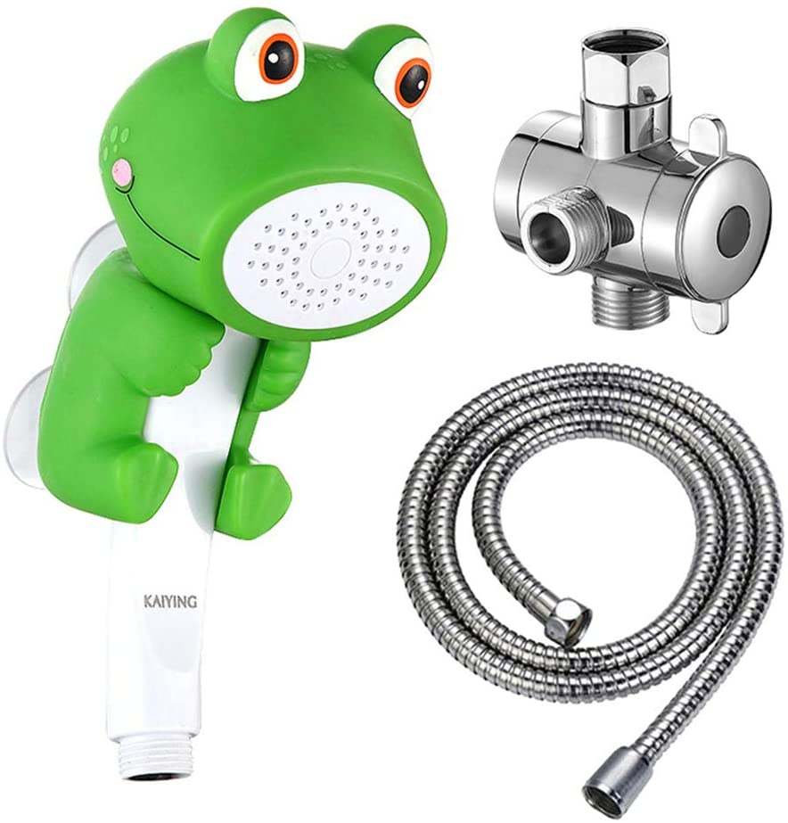 KAIYING Childrens Handheld Best Shower Head