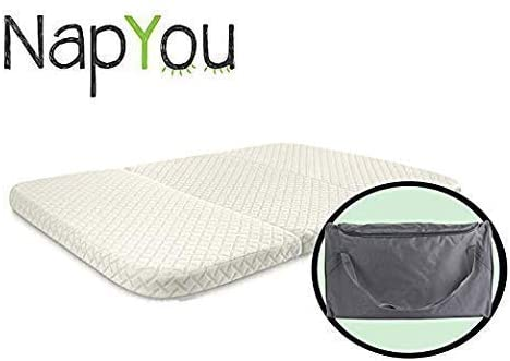 NapYou Best Graco Pack n Play Mattress