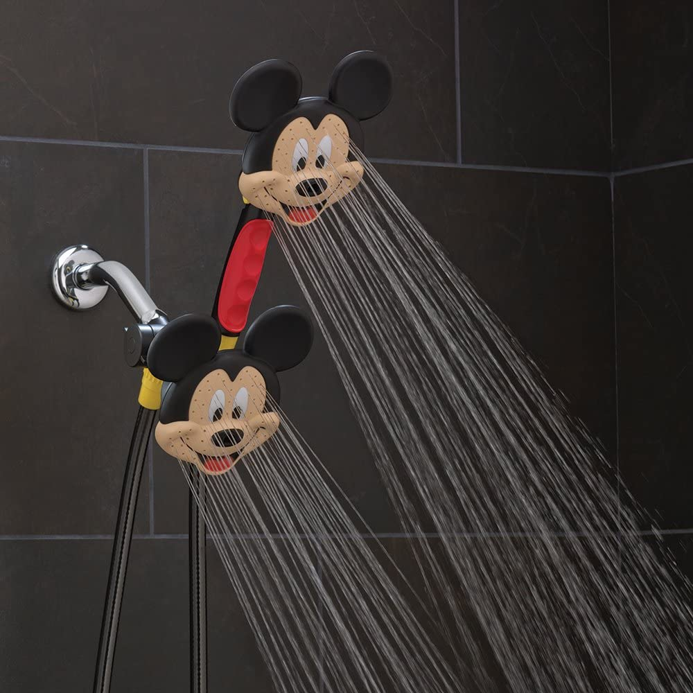 Oxygenics 79368 Mickey Mouse Best Shower Head