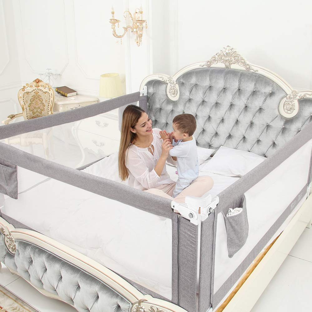 SURPCOS Best Bed Rails for Toddlers