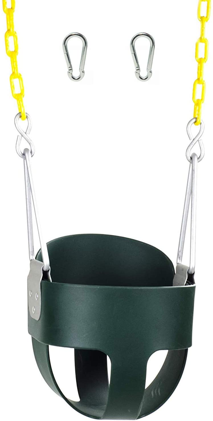Squirrel Products Best Baby Outdoor Toddler Swing Seat