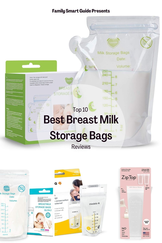 Top 10 Best Breast Milk Storage Bags