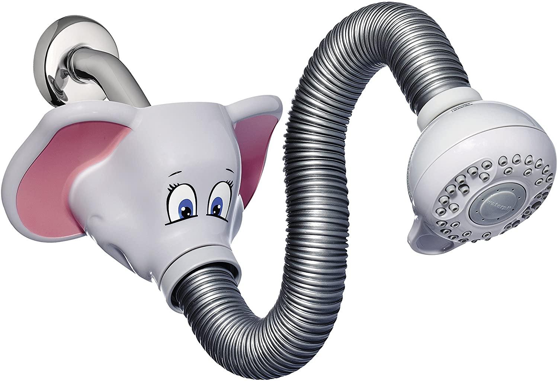 Waterpik KSH-306T Elephant Best Kids Shower Head