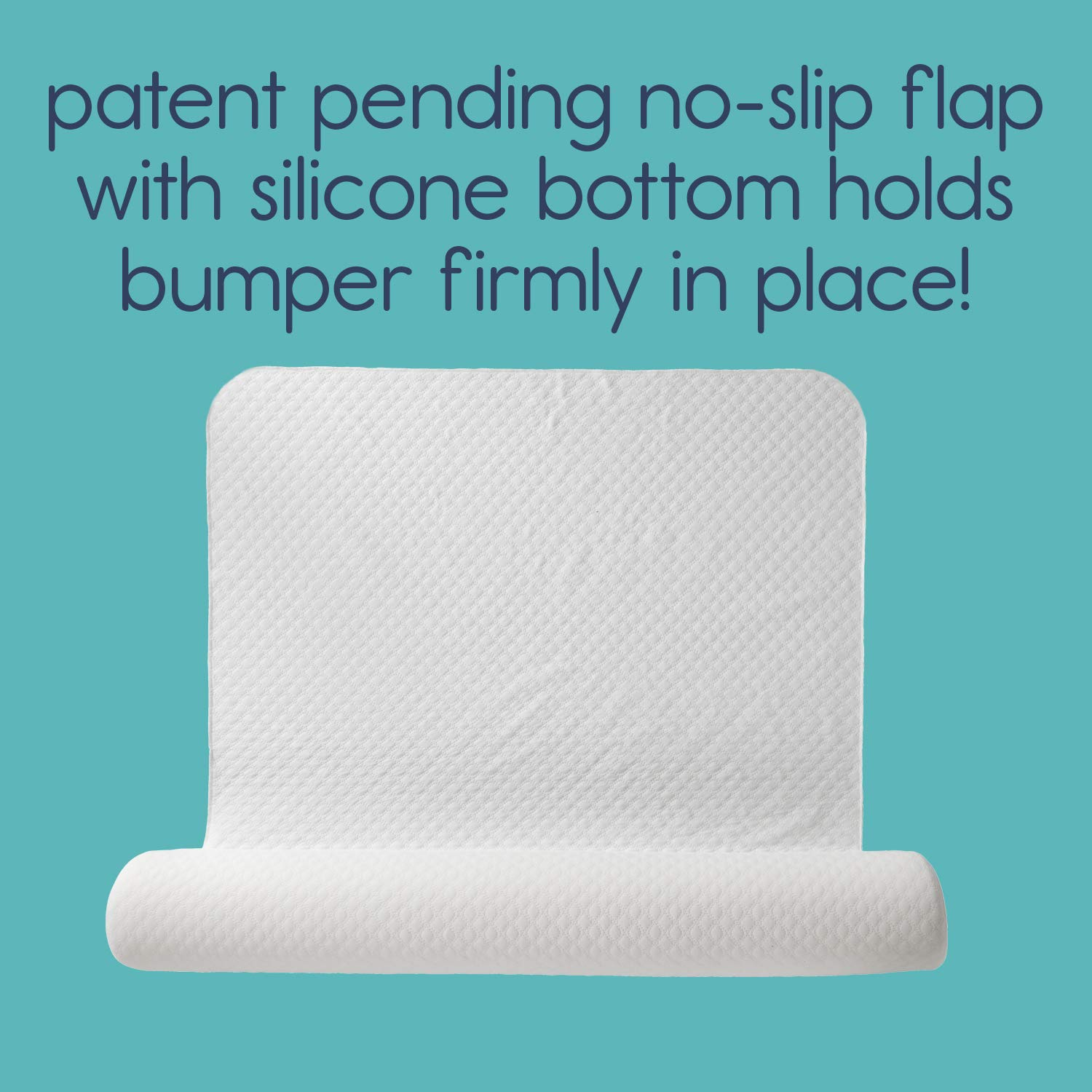 hiccapop Foam Bed Best Bumpers for Toddlers