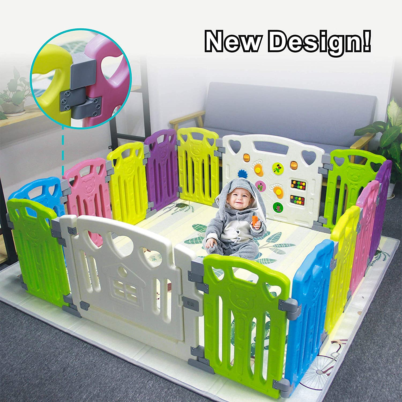 Gupamiga Baby Playpen Kids Activity Centre Safety Play Yard