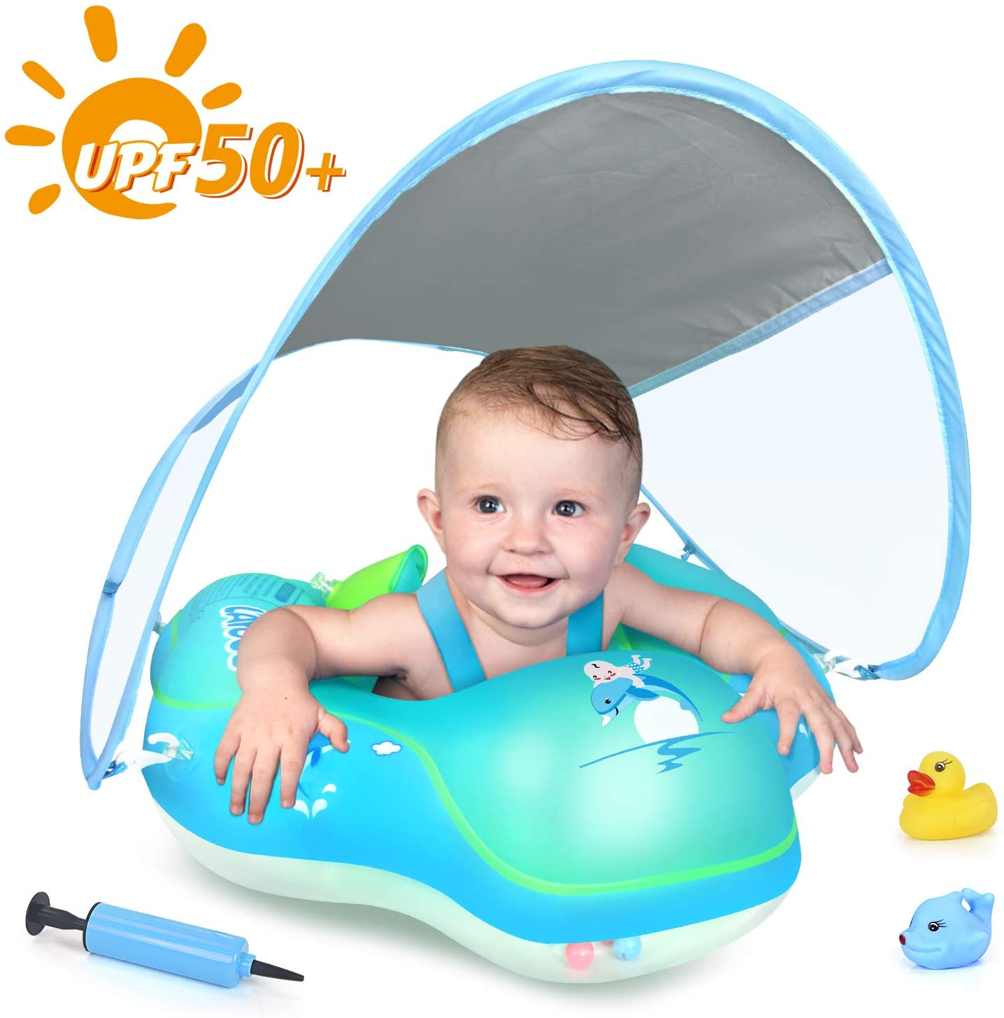 LAYCOL Swimming Best Baby Pool Float