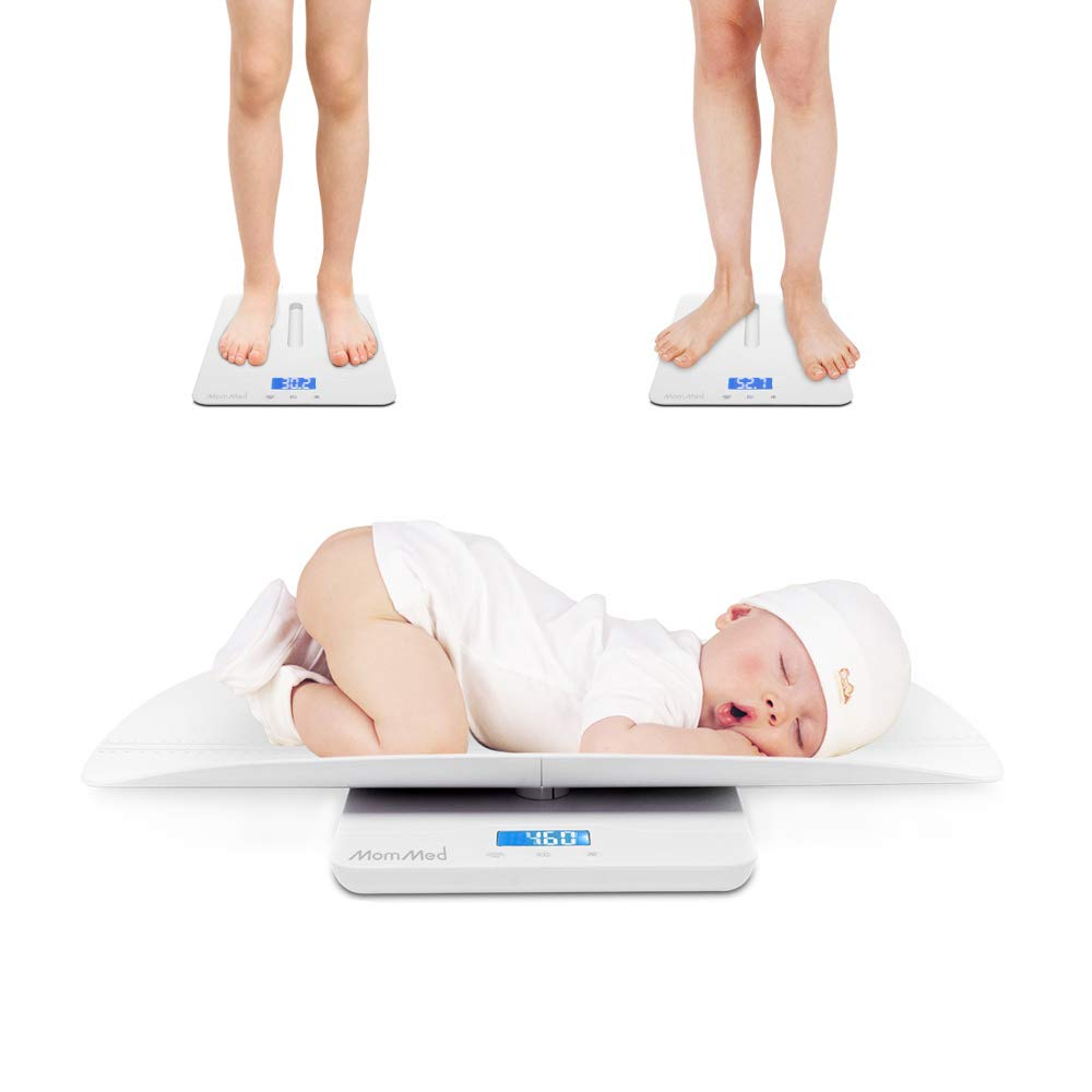 MOMMED Multi Function Best Baby to Toddler Scale
