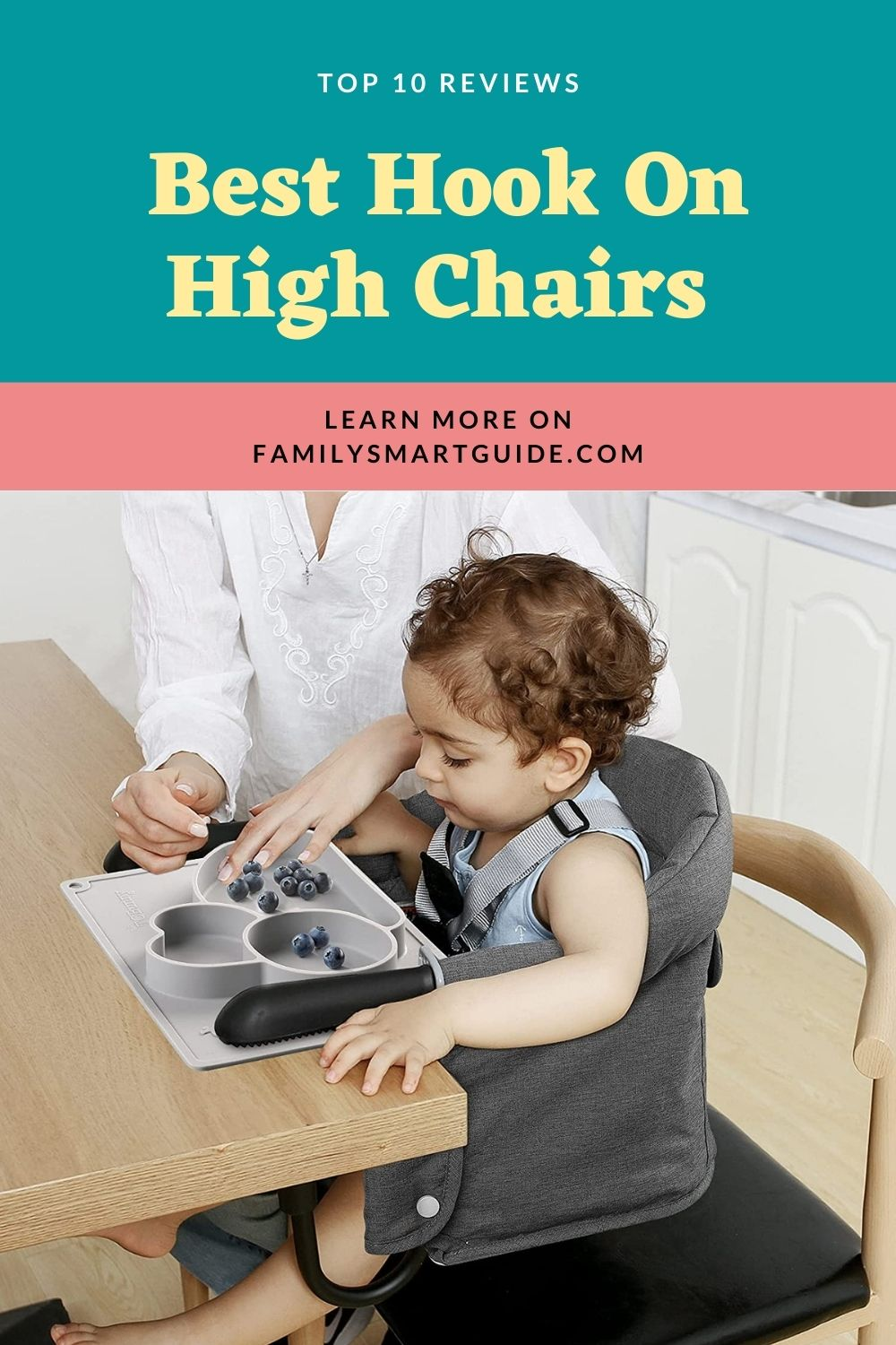 Top 10 Best Hook On High Chairs Reviews