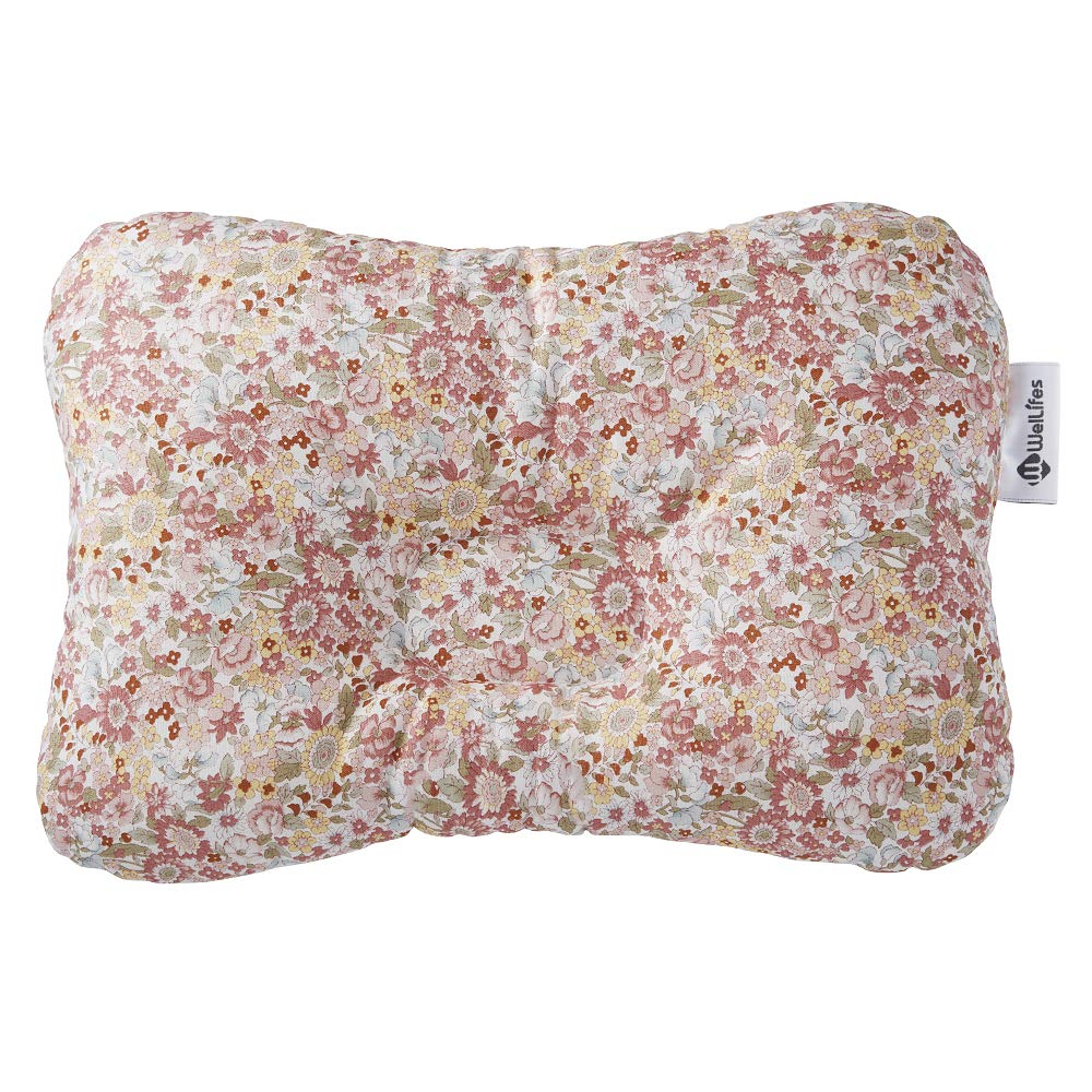 W WelLifes Best Baby Pillow for flat head