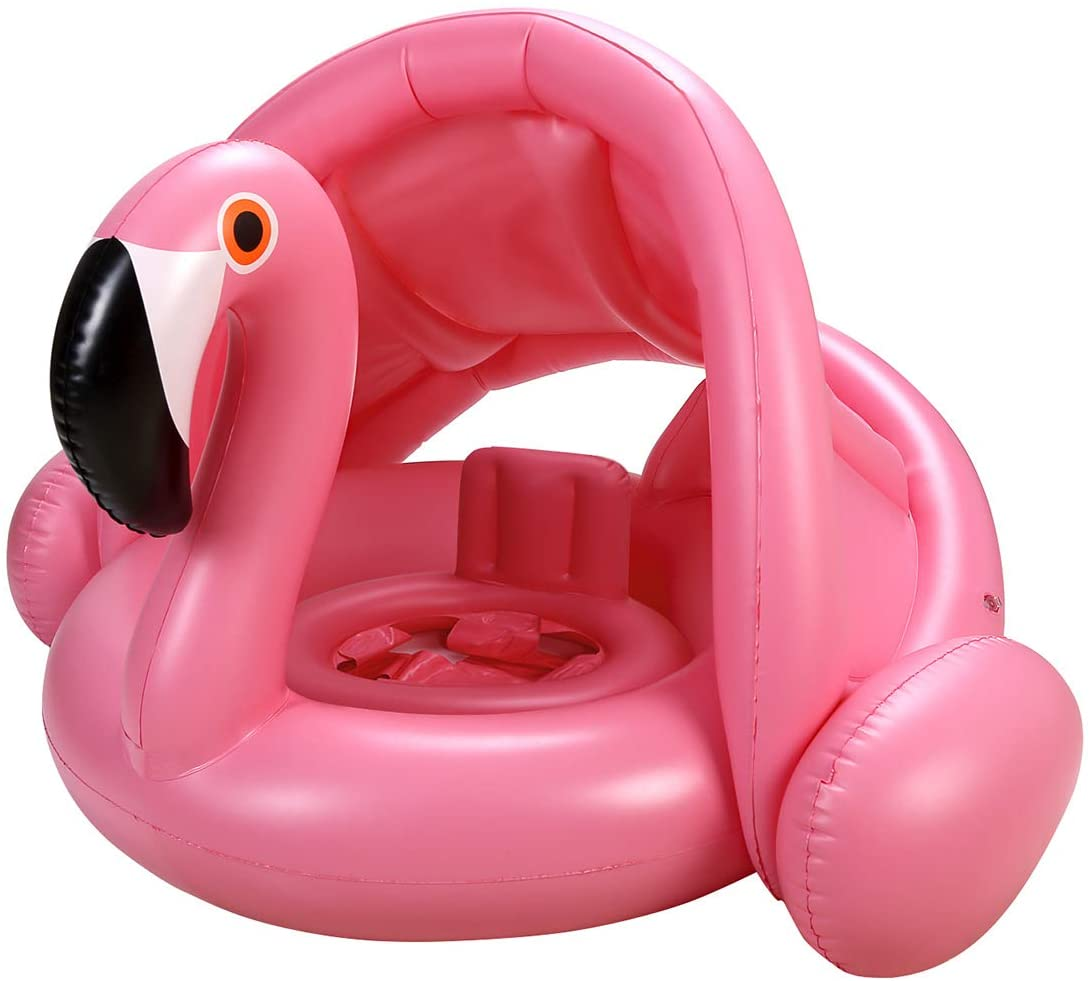 iefoah Best Baby Pool Float with Canopy