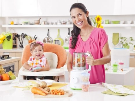 Best Blenders for Baby Foods