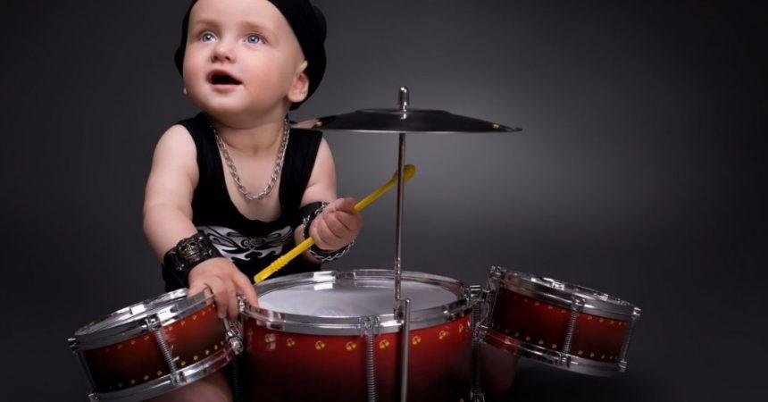 Best Toddler Drum Set
