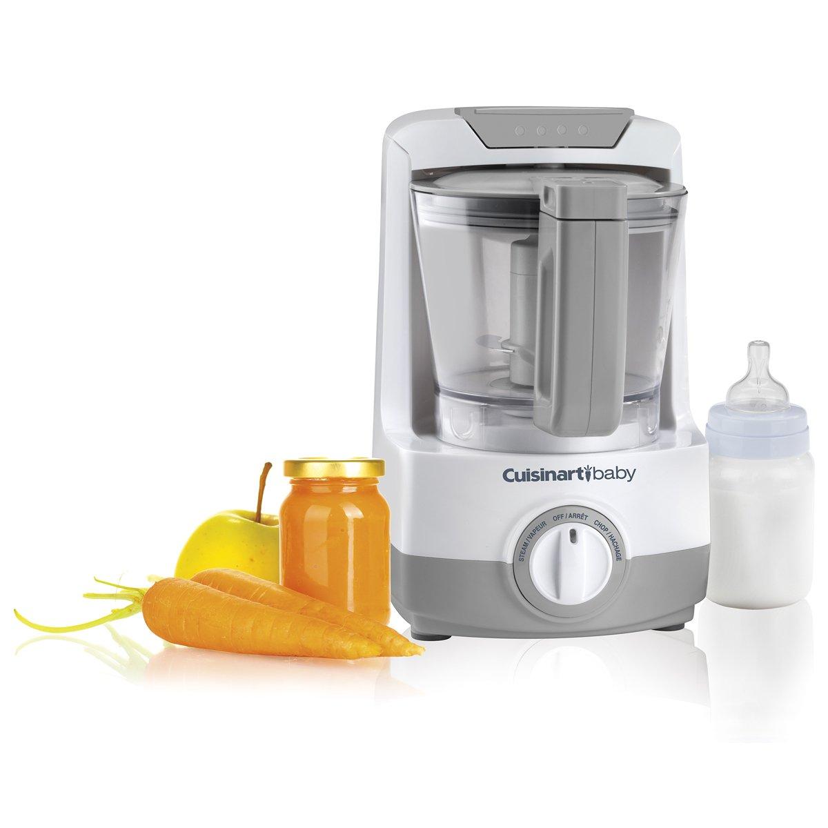 Cuisinart BFM 1000 Blender Baby Food Maker & Bottle Warmer
