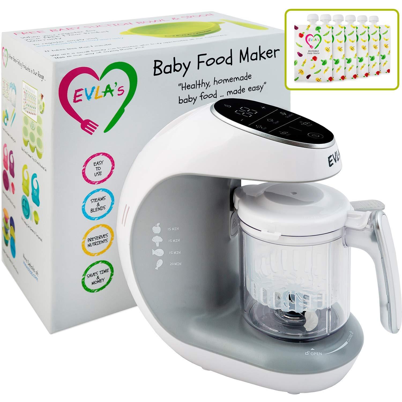 Evla Best Blender for Baby Food