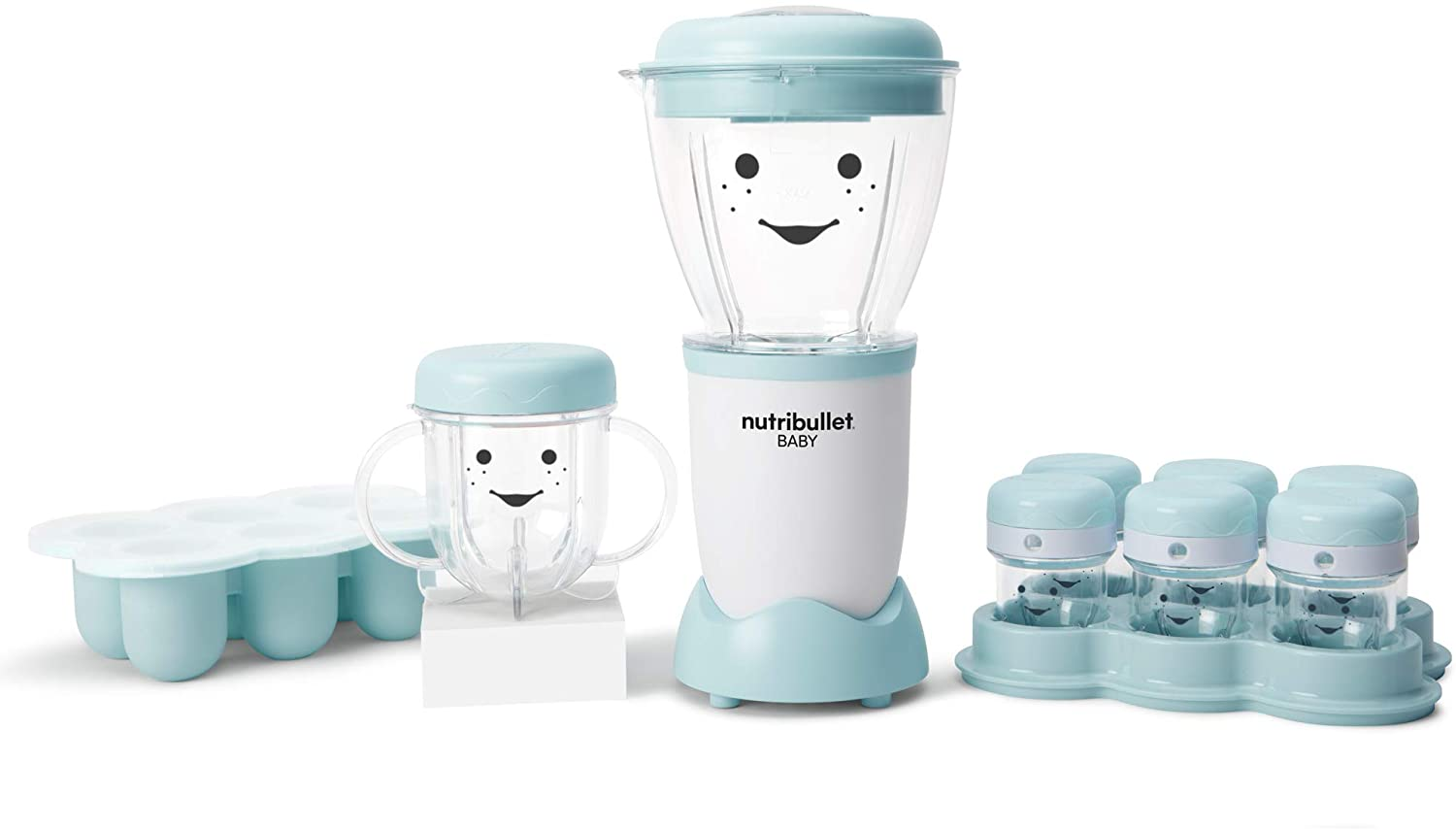 Magic Bullet Baby Blender for Baby Food
