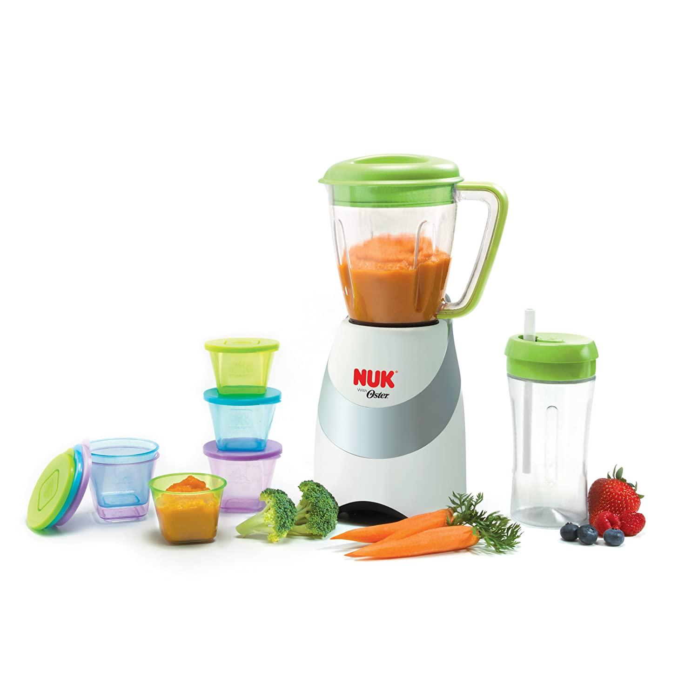 NUK Smoothie Blender and Best Baby Food Maker