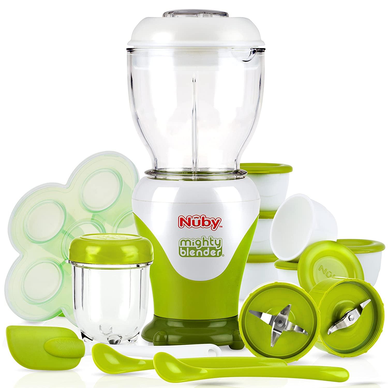 Nuby Garden Fresh Best Blender for babies
