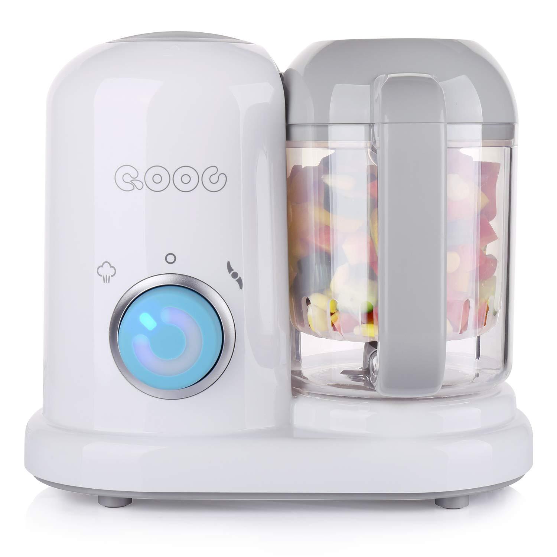 Minne QOOC 4-in-1 Mini Blender Baby Food Maker