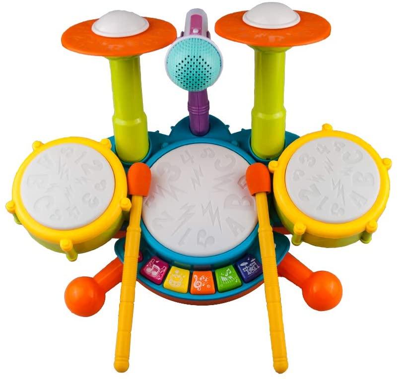 Rabing Kids Best toddler Drum Set
