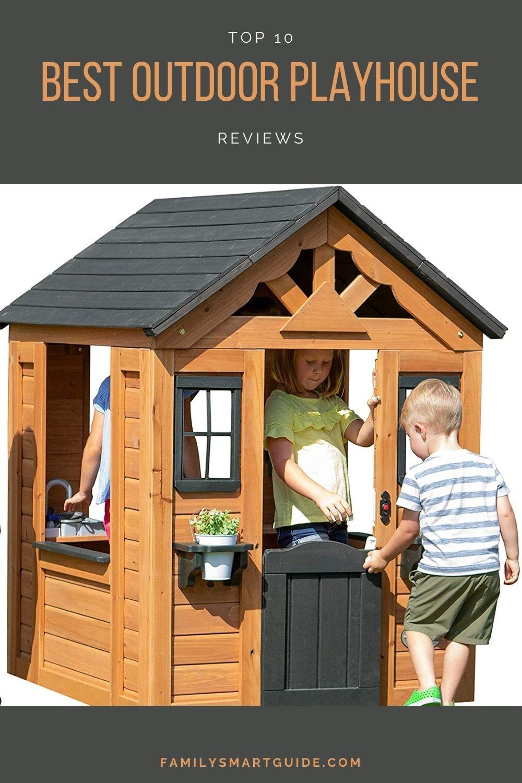 Top 10 10 Best Outdoor Playhouses Reviews