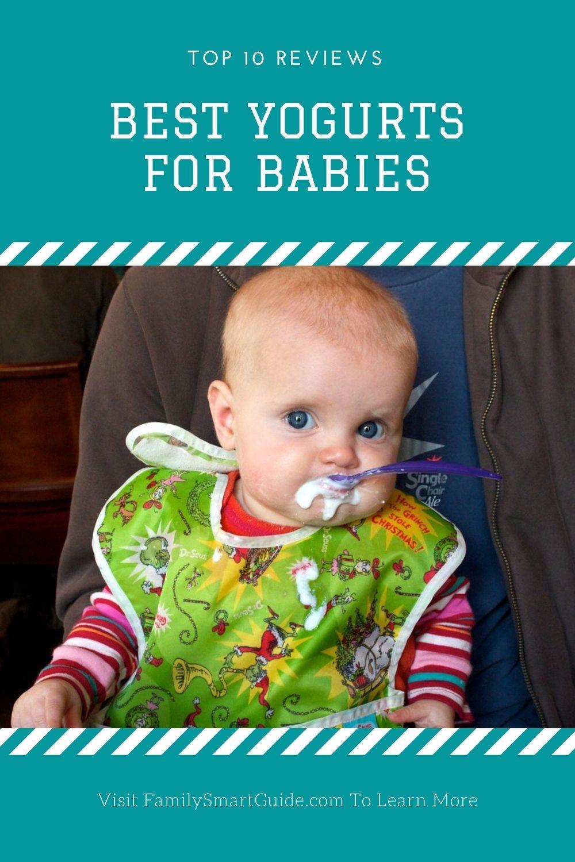 Top 10 Best Yogurts for Babies Reviews