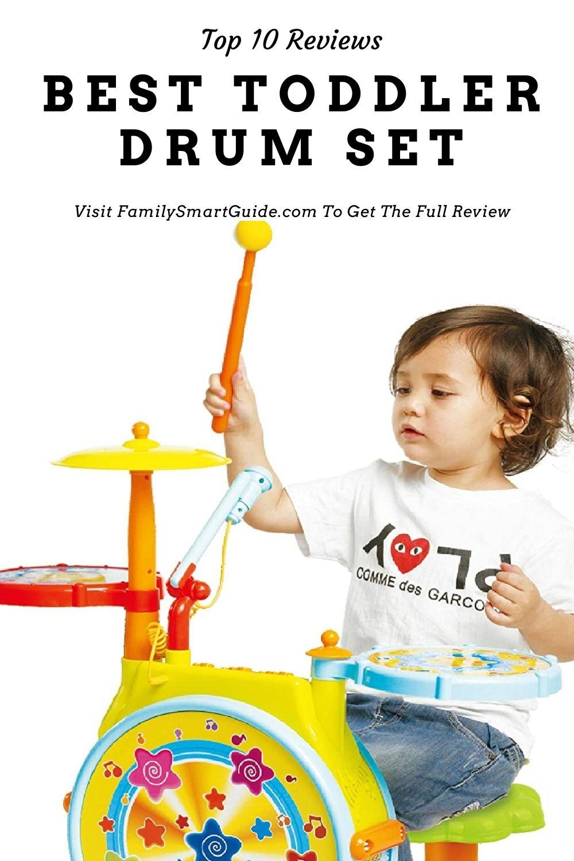Top 10 Best toddler drum set reviews