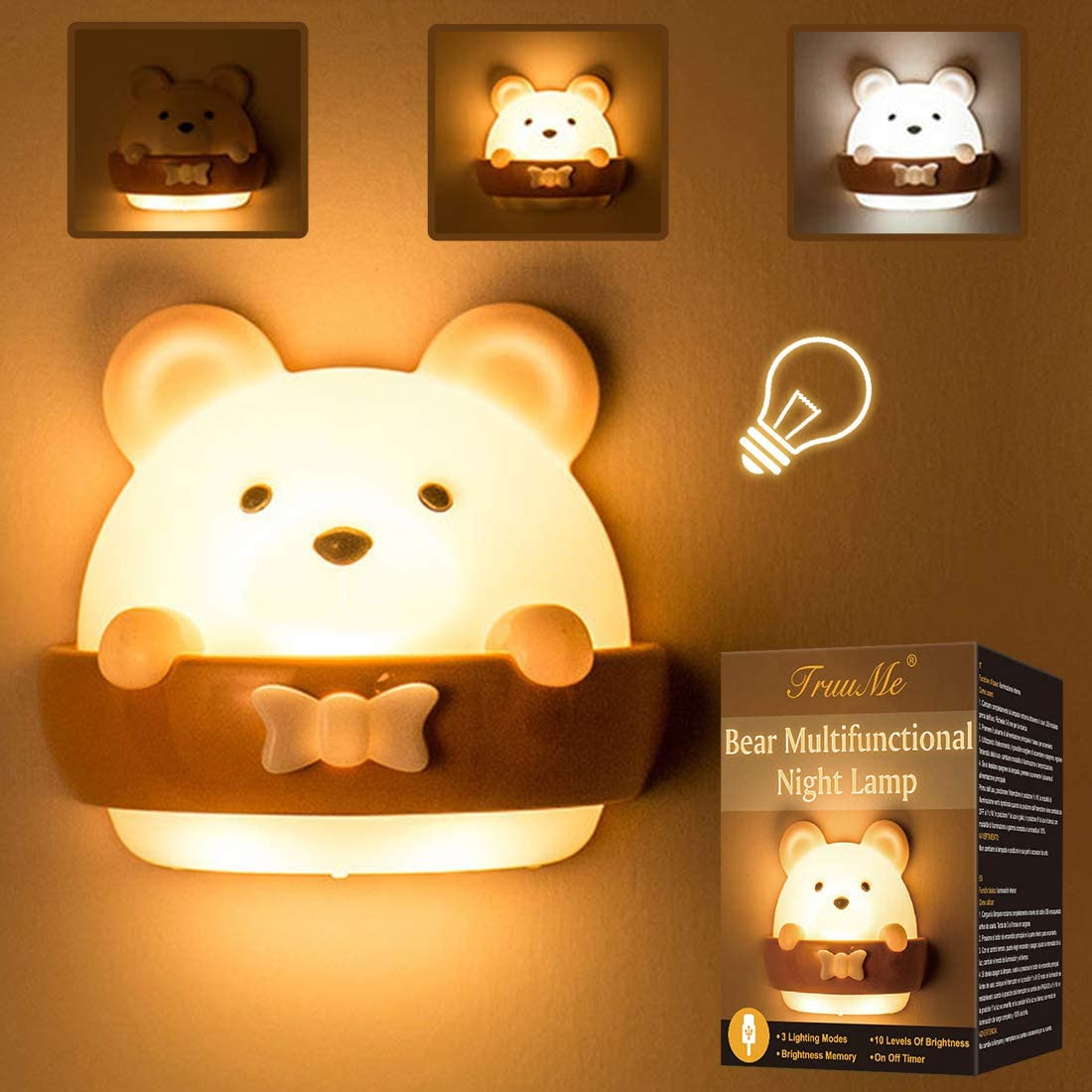 CIDBEST Best Baby Night Light