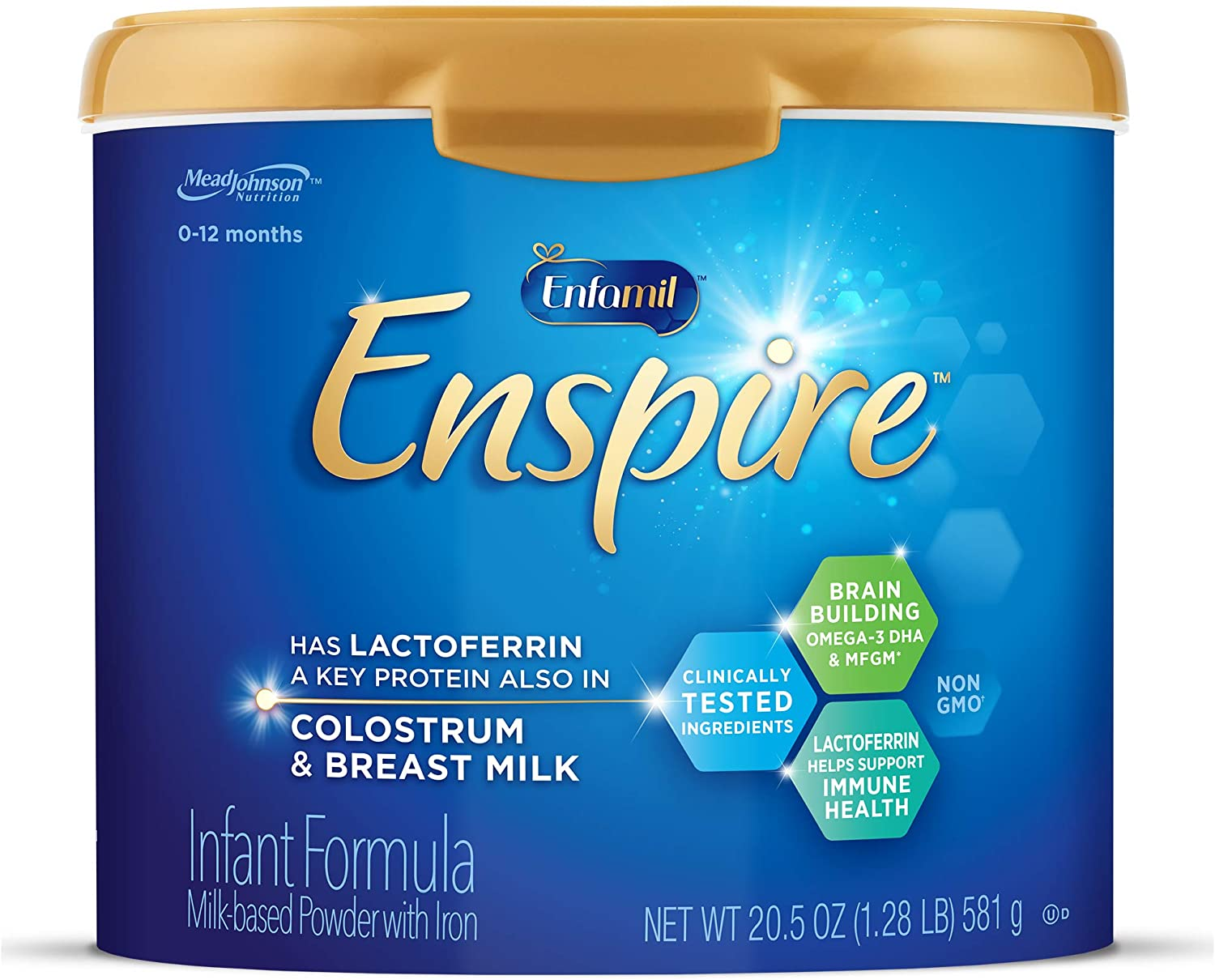 Enfamil Enspire Best Baby Formula for gas