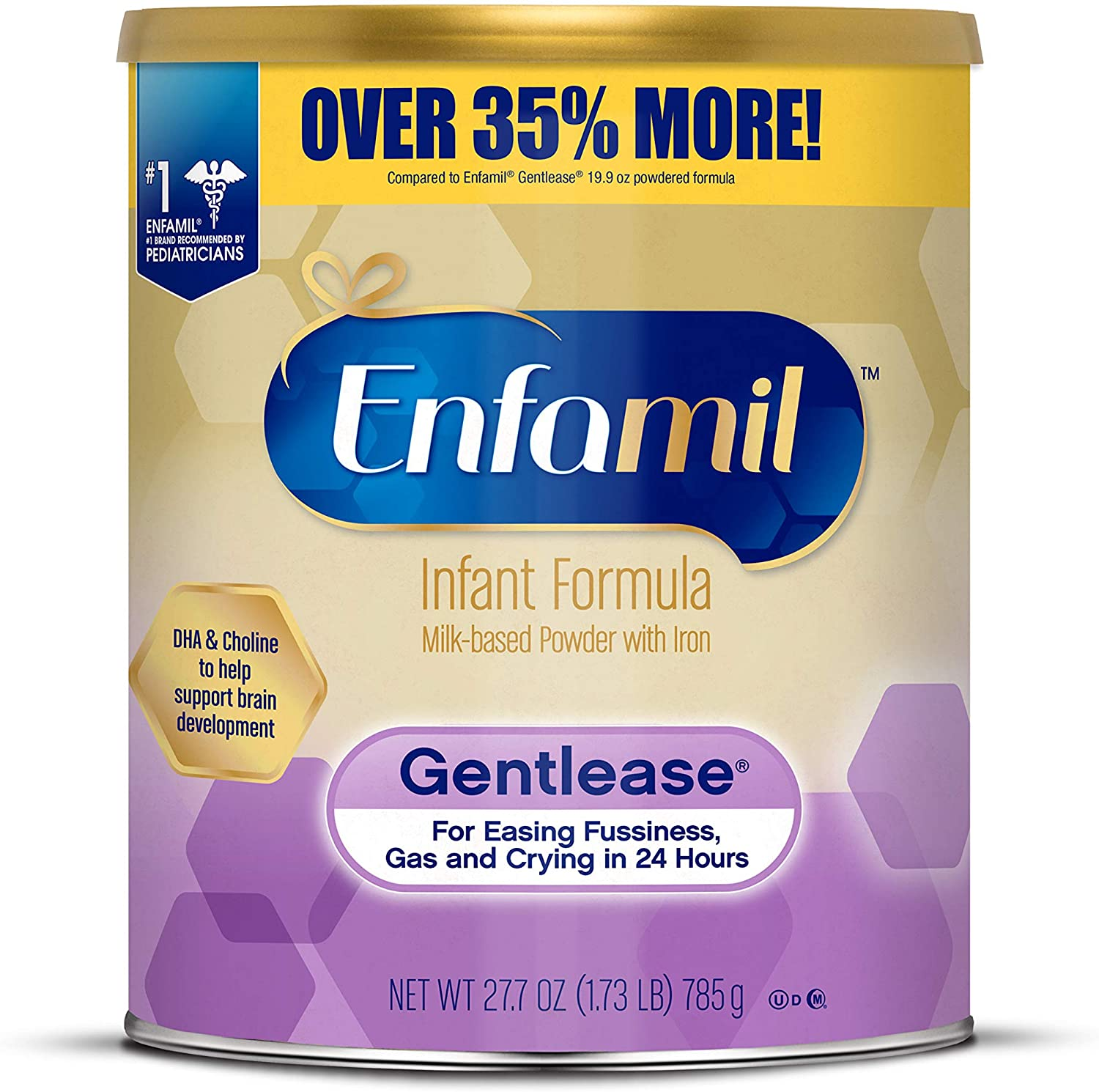 Enfamil Gentlease Sensitive Best Baby Formula for gas