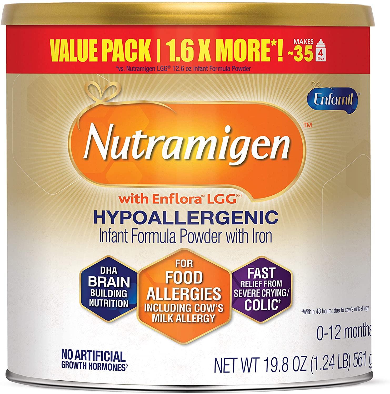 Enfamil Nutramigen Hypoallergenic Colic Best Baby Formula