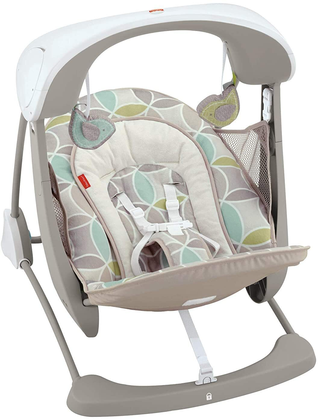 Fisher-Price Deluxe Best Baby Swing & Seat