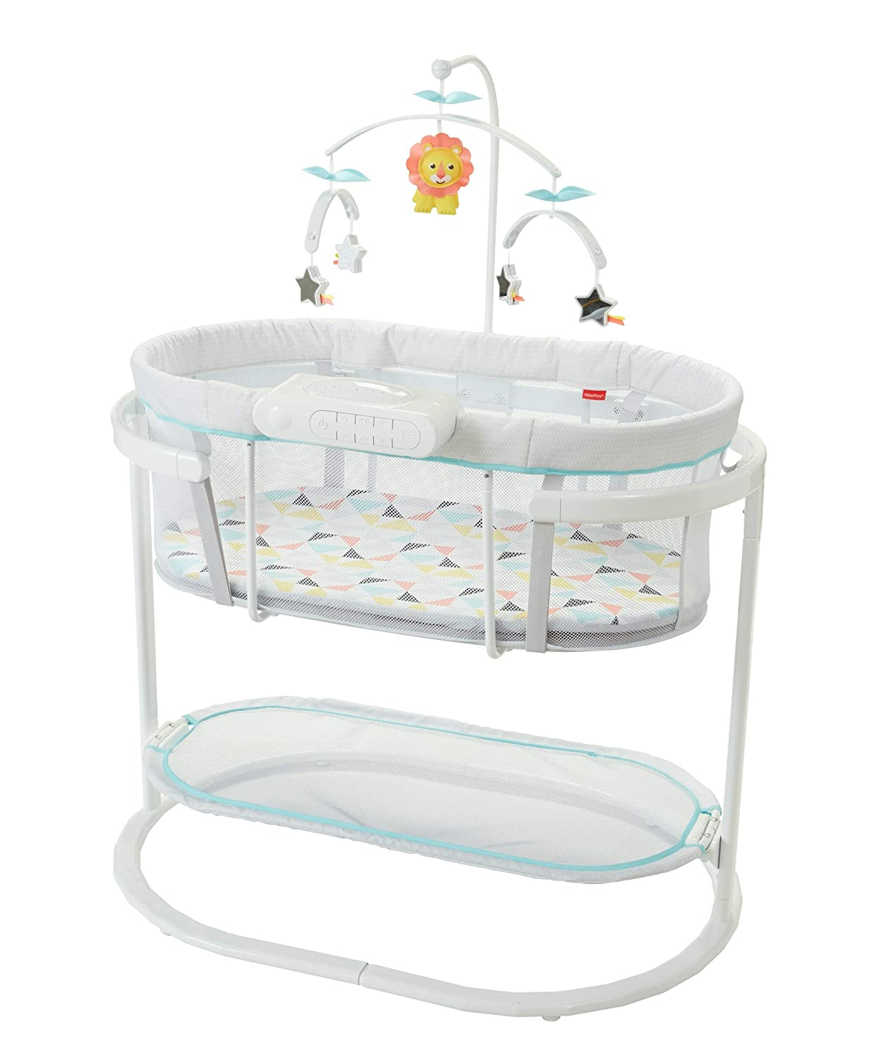 Fisher Price Soothing Motions Best Baby Bassinet