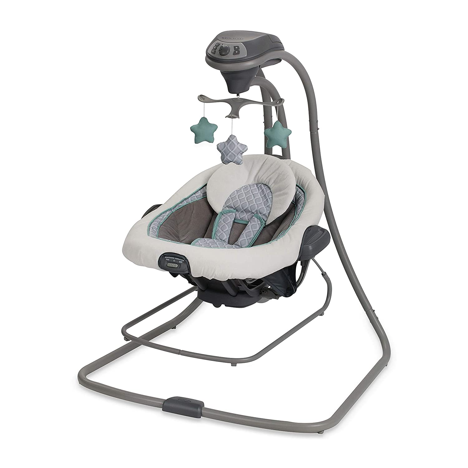 Graco Duet Connect LX Best Baby Swing and Bouncer