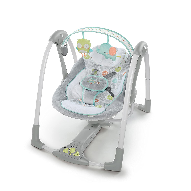 Ingenuity Swing Go Portable Best Baby Swings