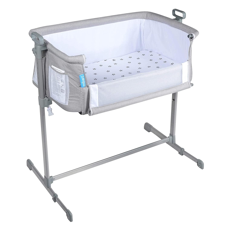 Milliard Bedside Best Baby Bassinet Side Sleeper