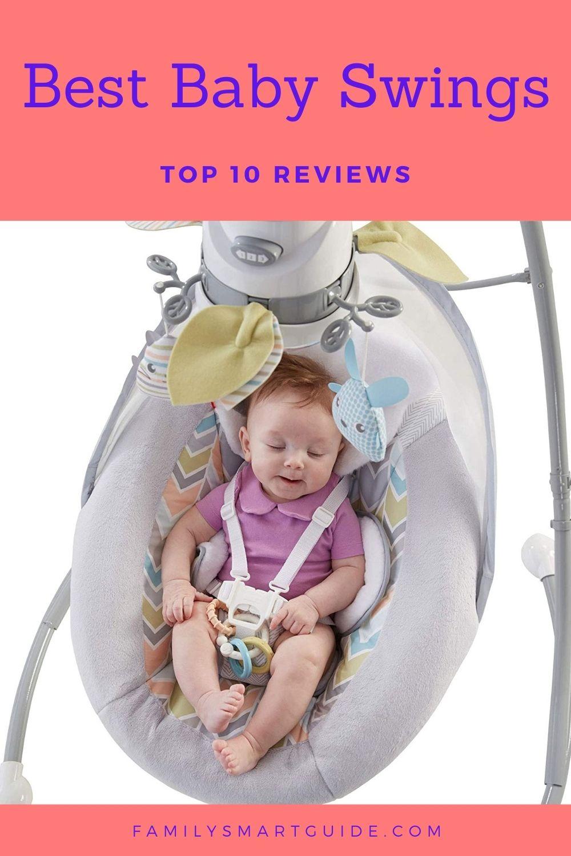 Top 10 Best Baby Swings Reviews